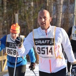 Skiing 90 km - Aristotelis Baroutsis (9514)