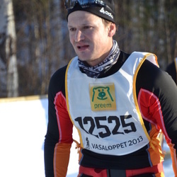 Skiing 90 km - Adam Szendrei (12525)