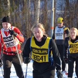 Skiing 90 km - Carolin Svensson (18641)