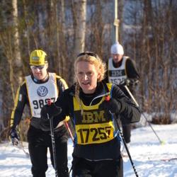 Skiing 90 km - Cecilia Karlsson (17255)