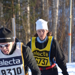 Skiing 90 km - Agneta Berlin (16737)