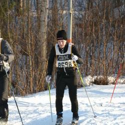 Skiing 90 km - Dennis Svensson (8698)