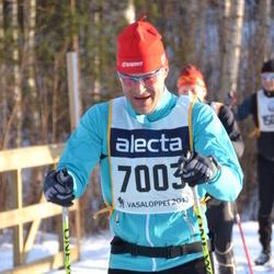 Skiing 90 km - Anders Thulin (7003)