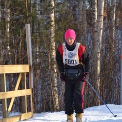 Skiing 90 km - Danny Sørensen (9801)