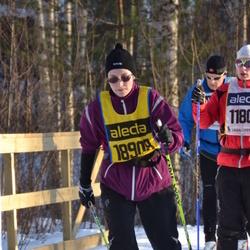 Skiing 90 km - Jenny Isaksson (18908)