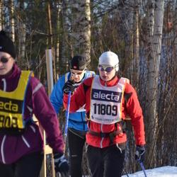 Skiing 90 km - David Andersson-Junkka (11809)