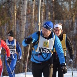 Skiing 90 km - Albin Malmgren (10576)