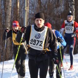 Skiing 90 km - David Steiner (9972)