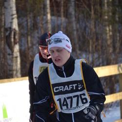 Skiing 90 km - Henrik Viklund (14776)
