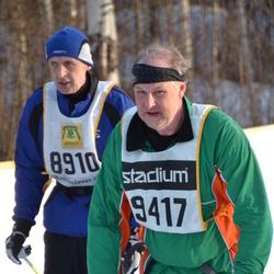 Skiing 90 km - Arne Erlands (8910), Conny Gunnarsson (9417)