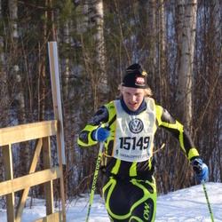 Skiing 90 km - Fredrik Gullberg (15149)