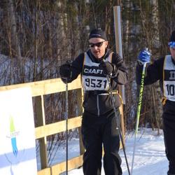 Skiing 90 km - Åke Domeij (9531)