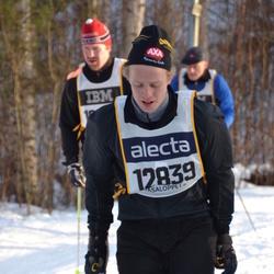 Skiing 90 km - Henrik Eriksson (12839)