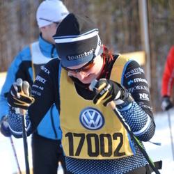 Skiing 90 km - Ella Ollonen (17002)