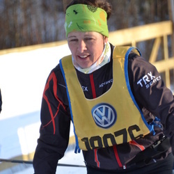 Skiing 90 km - Christina Smedberg (18076)