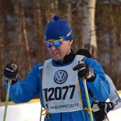 Skiing 90 km - Fredrik Pettersson (12077)