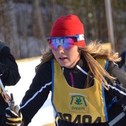 Skiing 90 km - Åsa Prebensen (18484)
