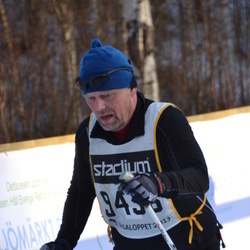 Skiing 90 km - Einar Eyland (9436)