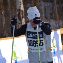 Skiing 90 km - Henrik Landén (10855)