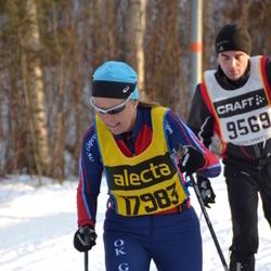 Skiing 90 km - Caroline Stenström (17983)