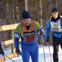 Skiing 90 km - Åke Bohlin (30115)