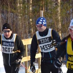 Skiing 90 km - Erik Ohlsson (14338)