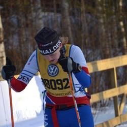 Skiing 90 km - Emeline Mjölneröd (18092)