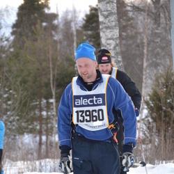 Skiing 90 km - Björn Nordberg (13960)
