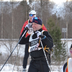 Skiing 90 km - Björn Forsberg (9015)