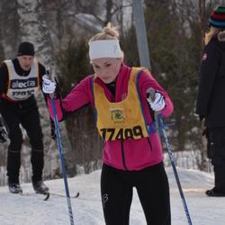 Skiing 90 km - Frida Grenås (17489)