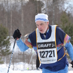 Skiing 90 km - Bo Persson (12721)