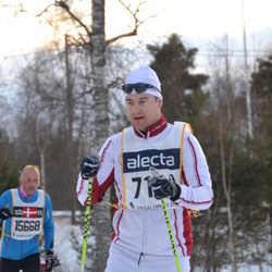 Skiing 90 km - David Karlsson (7154)