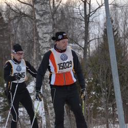 Skiing 90 km - Henric Wilen (15029)