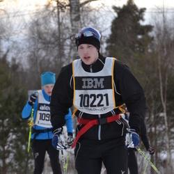 Skiing 90 km - Dennis Ericsson (10221)