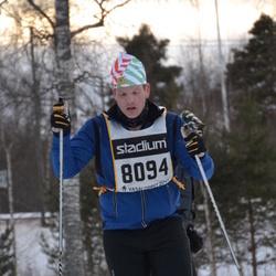 Skiing 90 km - Arvid Conradsson (8094)