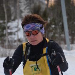 Skiing 90 km - Marisa Zatta (18400)