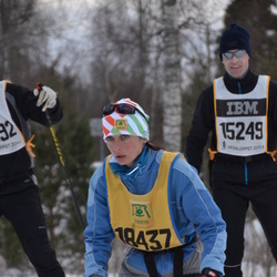 Skiing 90 km - Eva Klimankova (18437)