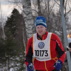 Skiing 90 km - Christoffer Esseen Larsson (10173)