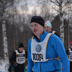 Skiing 90 km - Fredrik Häggström (10084)