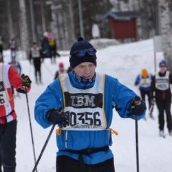 Skiing 90 km - Aleksander Nymo (10356)
