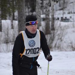 Skiing 90 km - Erik Strömqvist (12002)