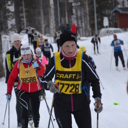 Skiing 90 km - Aina Johansson (17728)