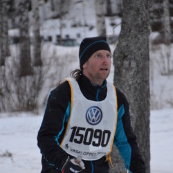 Skiing 90 km - Herman Haglund (15090)