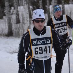 Skiing 90 km - Jean-Michel Felisaz (6941)
