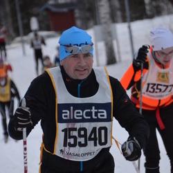 Skiing 90 km - Björn Olsson (15940)