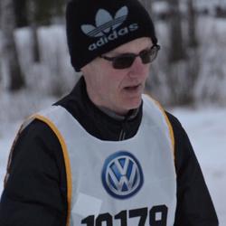 Skiing 90 km - Bo Rosenlöw (10179)