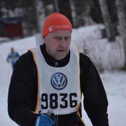 Skiing 90 km - Erkki Iman (9836)