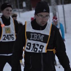 Skiing 90 km - Anders Björhag (9169)
