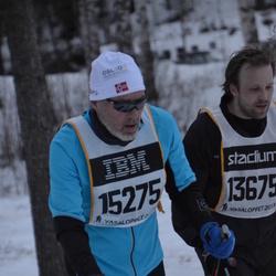 Skiing 90 km - Jarl Vidar Basteskår (15275)