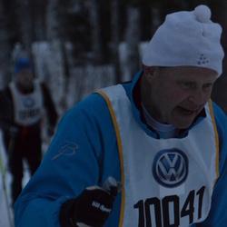 Skiing 90 km - Henrik Lindström (10041)